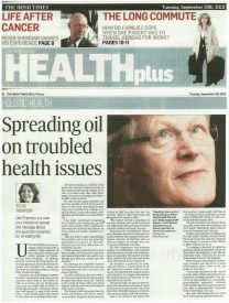 Irish Times HEALTHplus